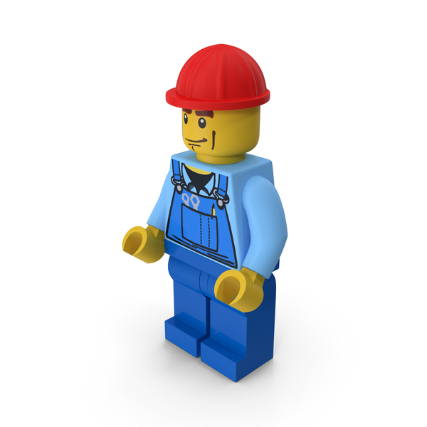 Lego Workman PNG & PSD Images