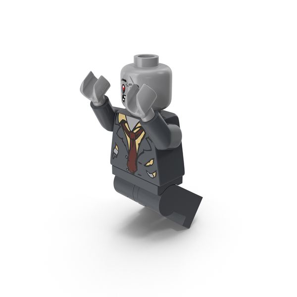 Lego Zombie Jumping Object