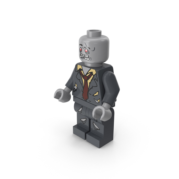 People: Lego Zombie PNG & PSD Images