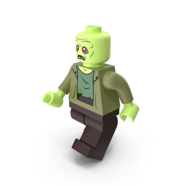 Lego Zombie Walk PNG & PSD Images