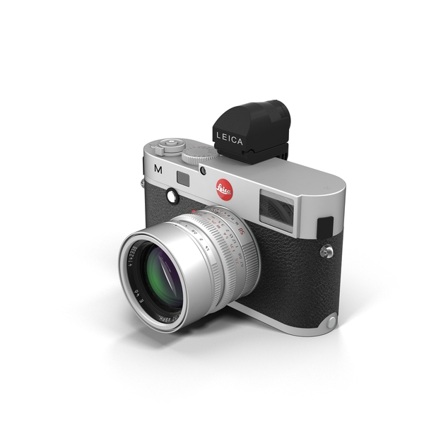 Leica M Digital Camera PNG & PSD Images