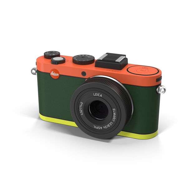 Leica X2 Digital Camera PNG & PSD Images
