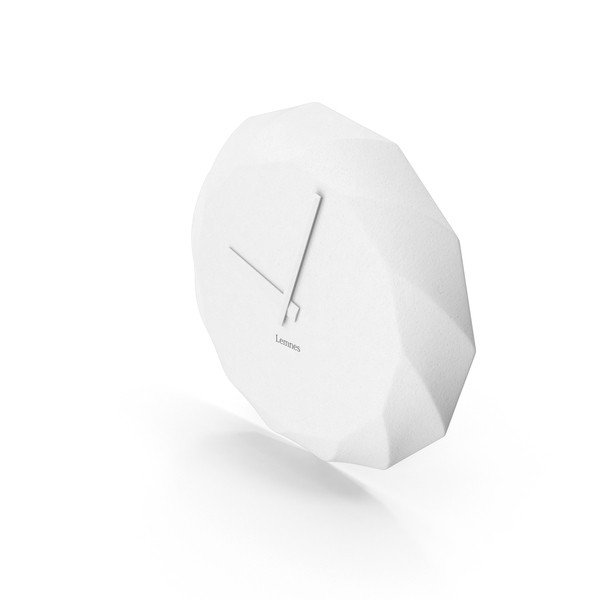 Lemnes Wall Clock PNG & PSD Images