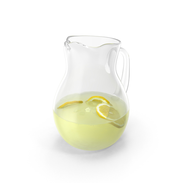 Lemonade Pitcher Object