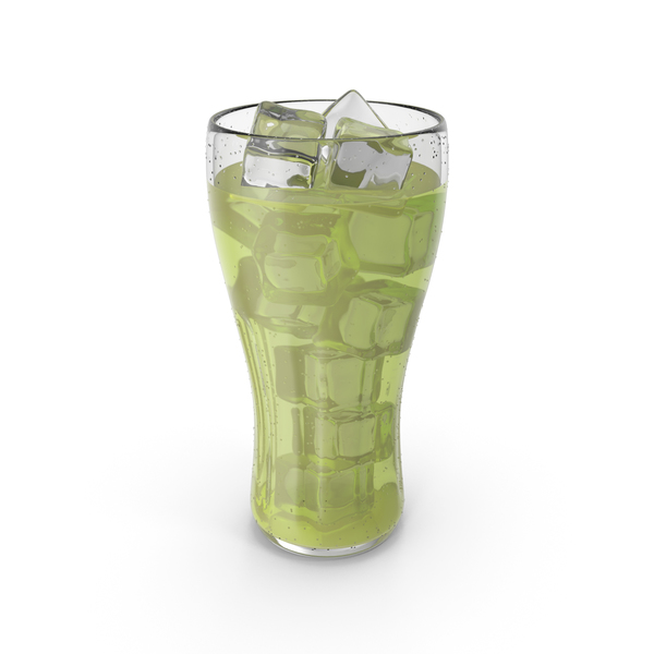 Lemonade With Ice PNG & PSD Images