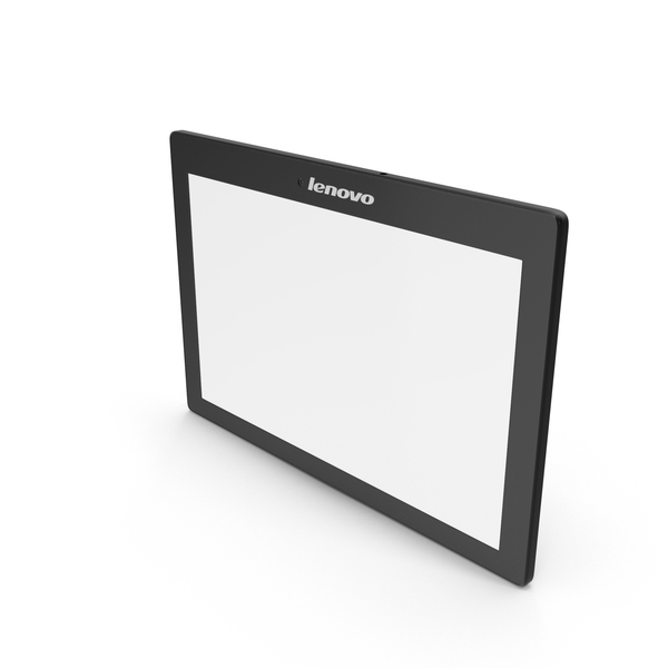 Tablet Computer: Lenovo Tab 2 A10 PNG & PSD Images