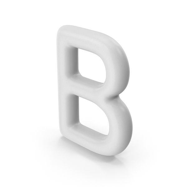 Language: Letter B PNG & PSD Images