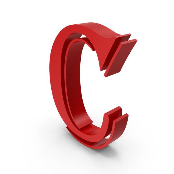 Letter C PNG & PSD Images