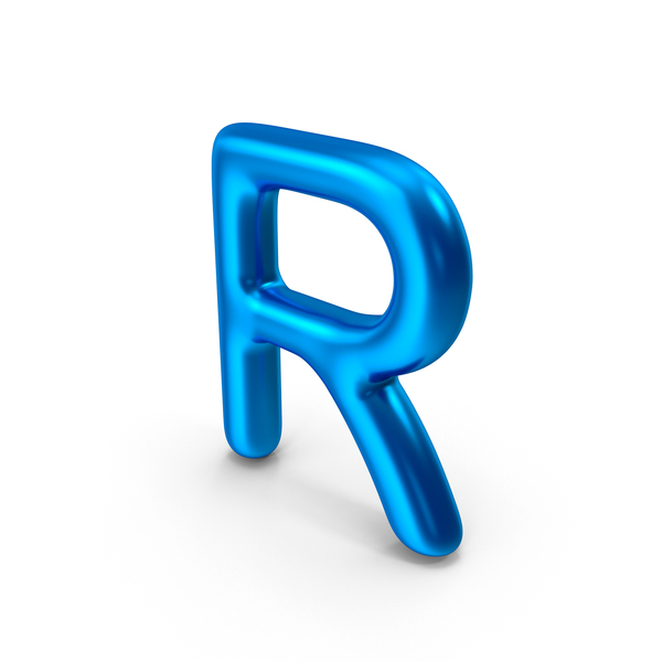 Letter R PNG & PSD Images