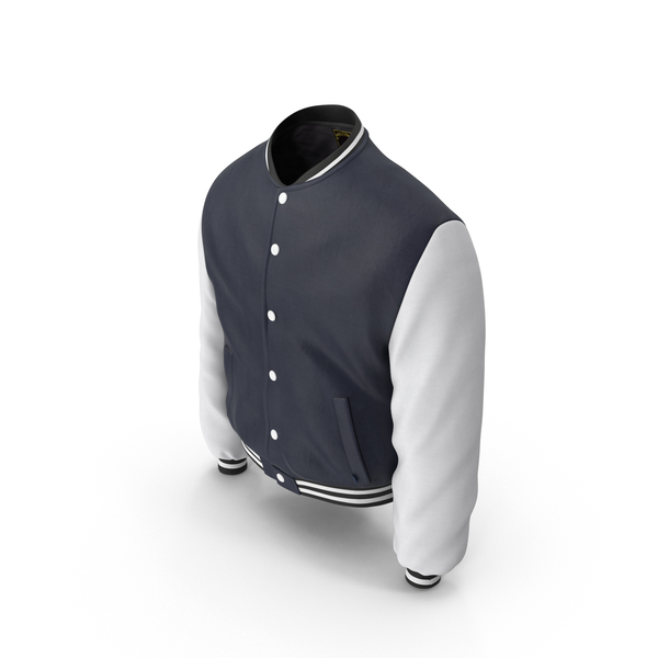 Sports Coat: Letterman Jacket PNG & PSD Images