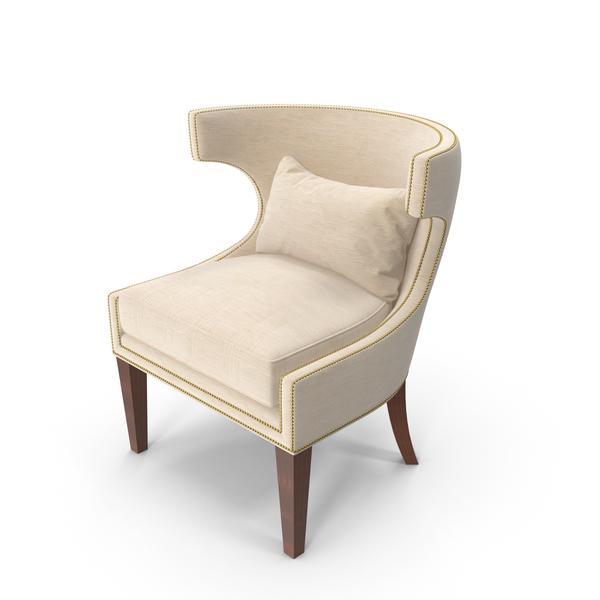 Club: Lexington Greta Chair PNG & PSD Images