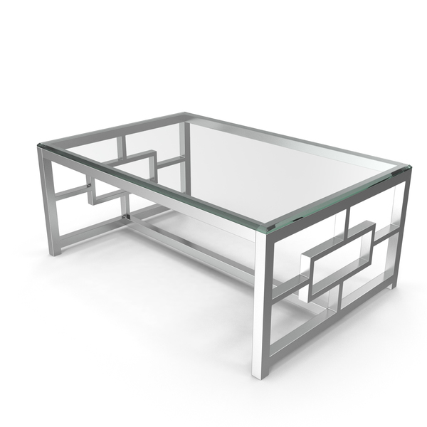 Lexington Russel Glass Top Coffee Table PNG & PSD Images