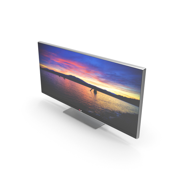 LG 34UM95 Monitor PNG & PSD Images