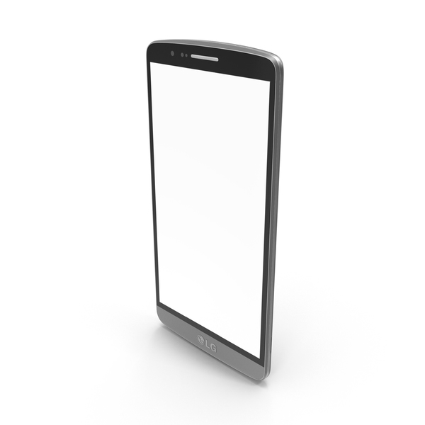 Smartphone: LG G3 PNG & PSD Images