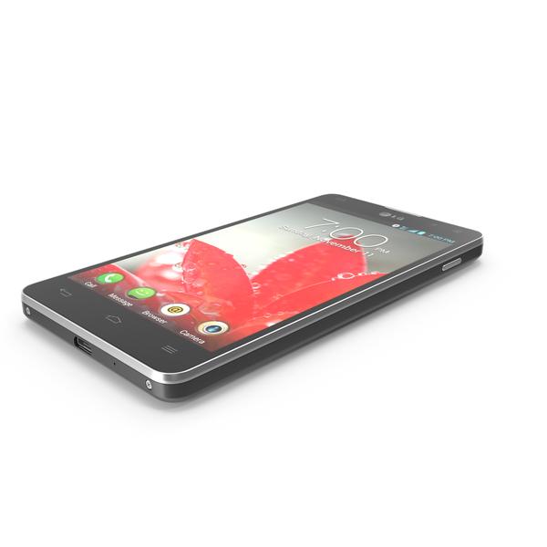 LG Optimus G LS970 PNG & PSD Images