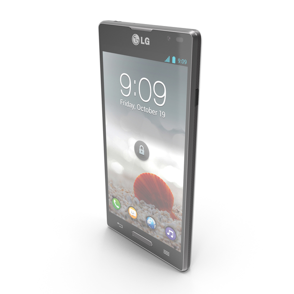 LG Optimus L9 P760 PNG & PSD Images