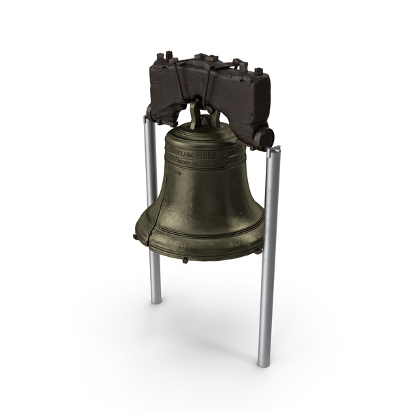 Liberty Bell Independence Hall PNG & PSD Images