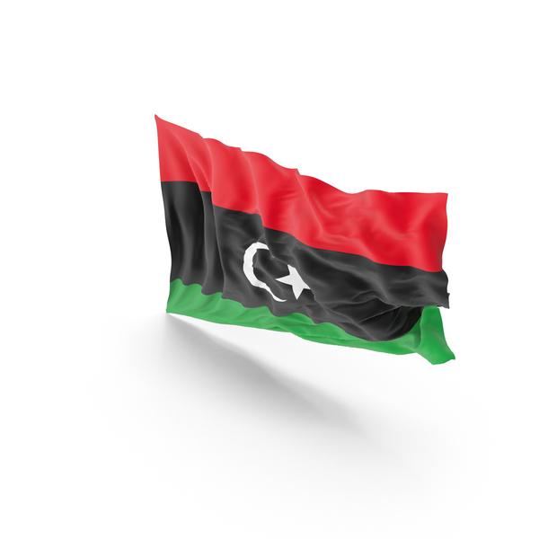 Libya Flag PNG & PSD Images