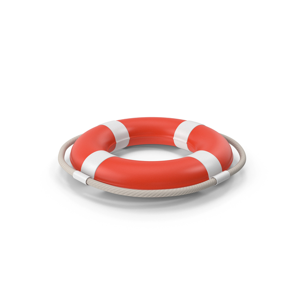 Life Saving Buoy Red PNG & PSD Images
