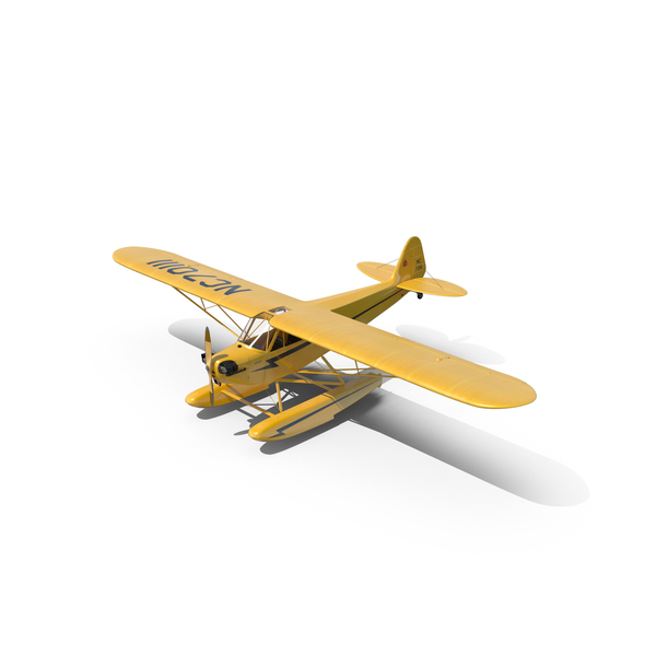 Light Aircraft Seaplane PNG & PSD Images