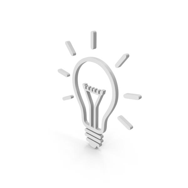 Lightbulb: Light Bulb Symbol PNG & PSD Images