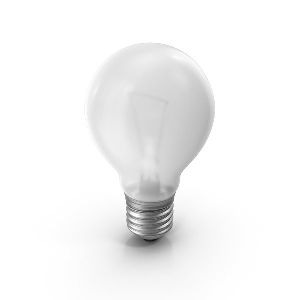 Lightbulb Glossy PNG & PSD Images