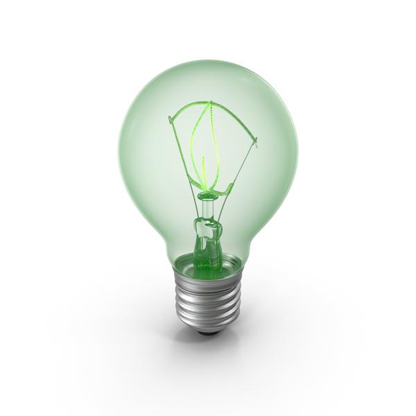 Lightbulb Leaf PNG & PSD Images