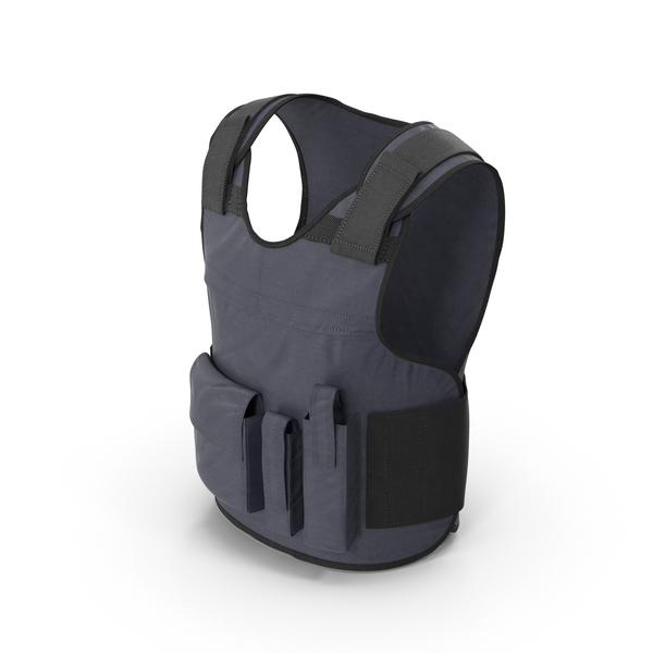 Lightweight Kevlar Vest Object