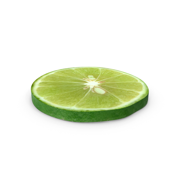 Lime Slice PNG & PSD Images