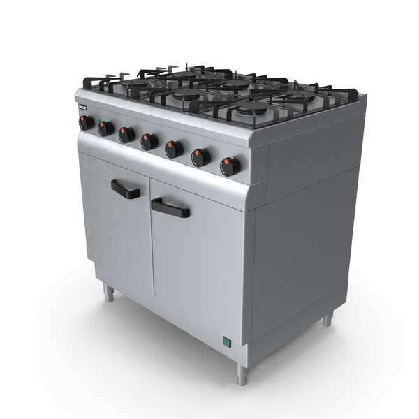 Cooktop: Lincat Commercial Oven Range PNG & PSD Images