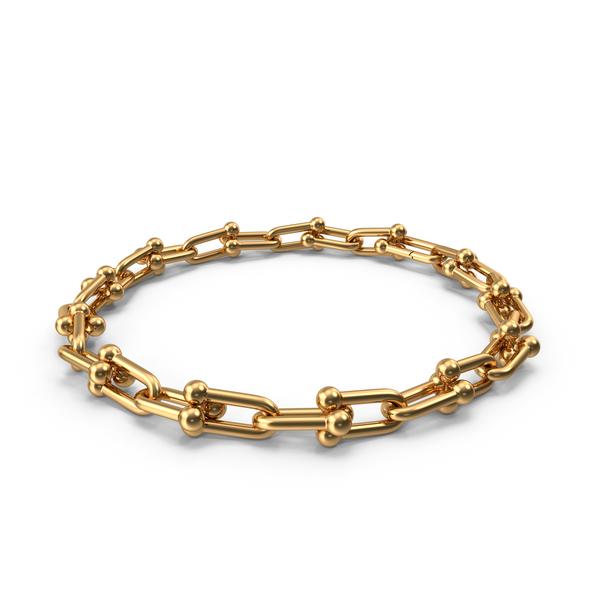 Link Bracelet Tiffany PNG & PSD Images