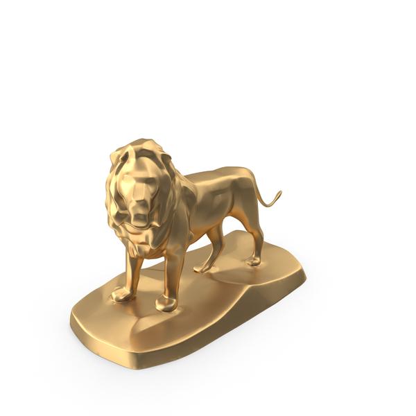 Lion Statue PNG & PSD Images