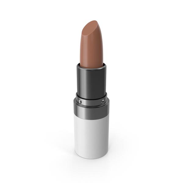 Lipstick Tube Round Object