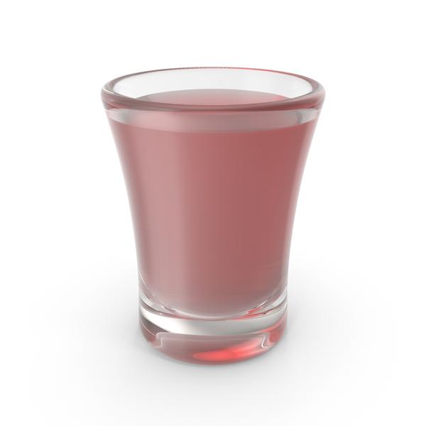 Glass: Liquid Shot PNG & PSD Images