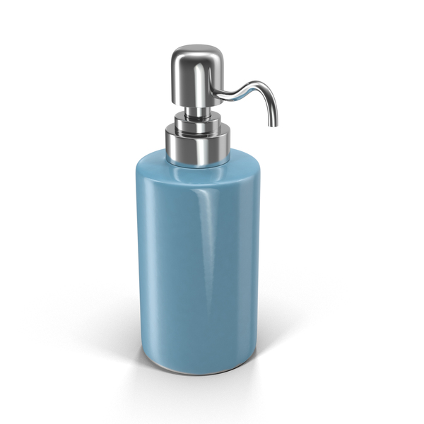 Liquid Soap Dispenser Object