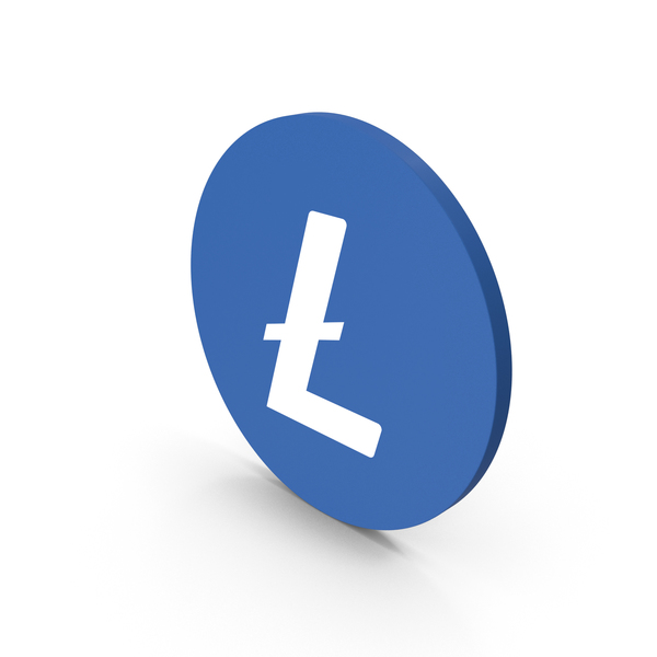 Litecoin Icon PNG & PSD Images