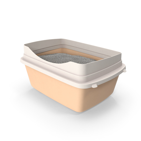 Tray: Litter Box PNG & PSD Images