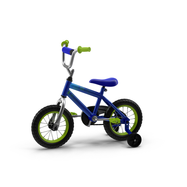 Little Boys Bicycle Object