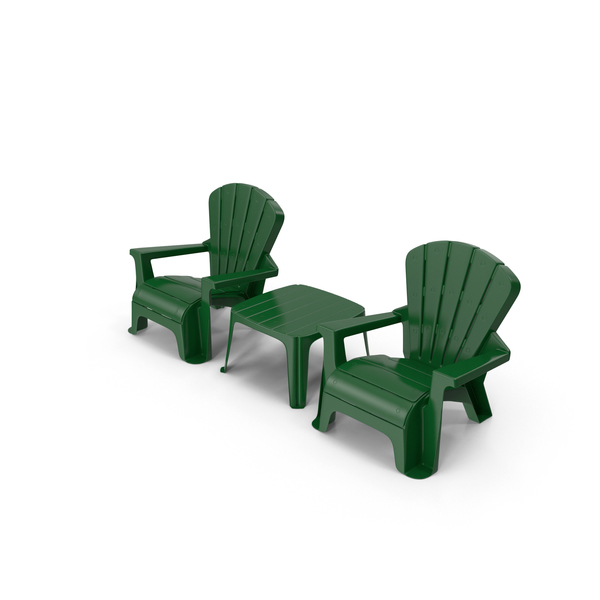 Little Tikes Toy Garden Furniture PNG & PSD Images
