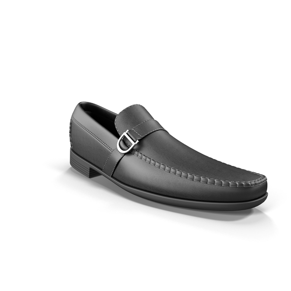 Loafer Shoes Object