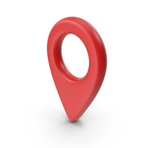 Computer Icon: Location Sign PNG & PSD Images