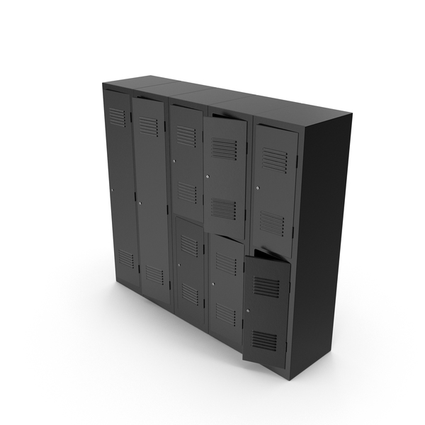 Lockers PNG & PSD Images