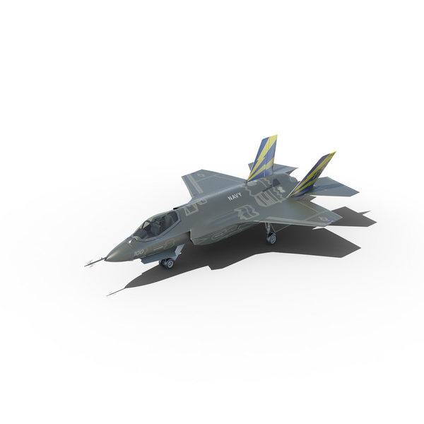Lockheed Martin F-35 Lightning II Object