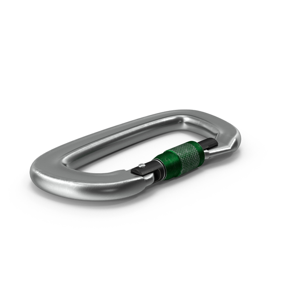 Locking Carabiner PNG & PSD Images