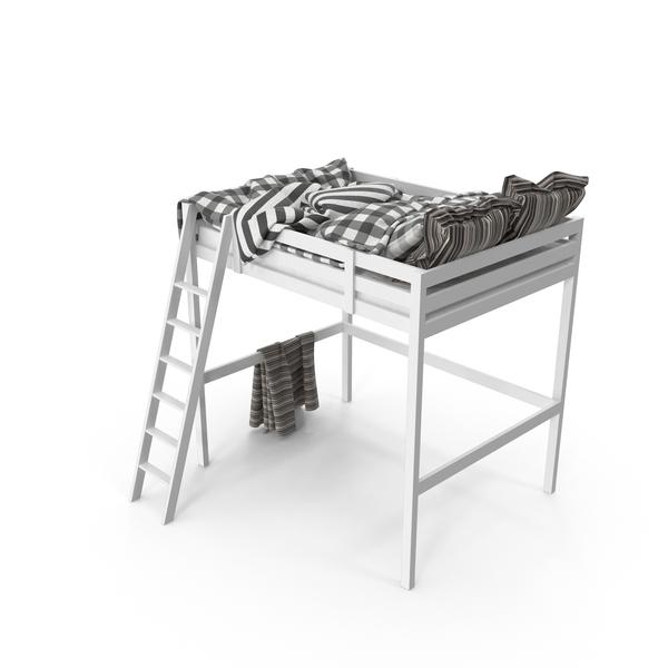 Bunk: Loft Bed PNG & PSD Images