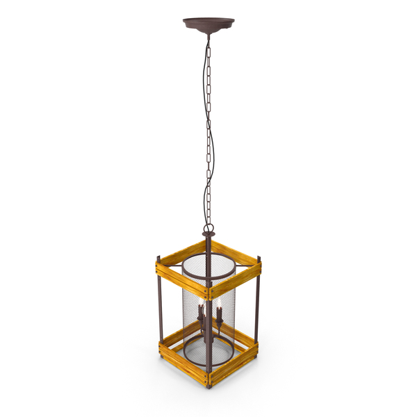 Loft House Hanging Lamp P124 PNG & PSD Images