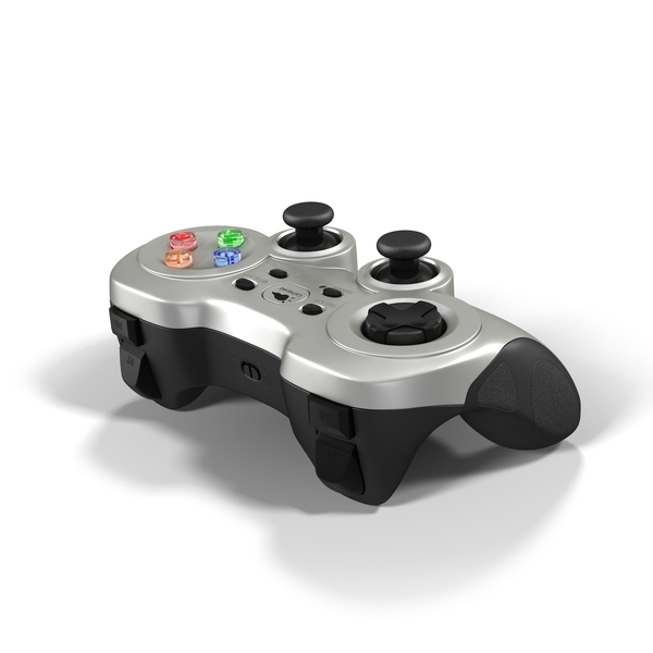 Logitech F710 Wireless Gamepad PNG & PSD Images