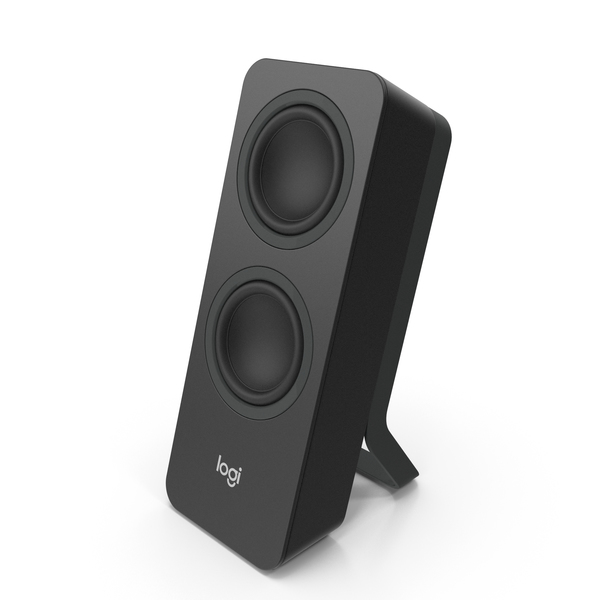 Logitech Z207 Stereo Computer Speakers Left PNG & PSD Images