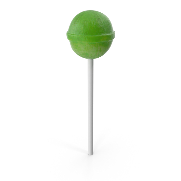 Lollipop Green PNG & PSD Images