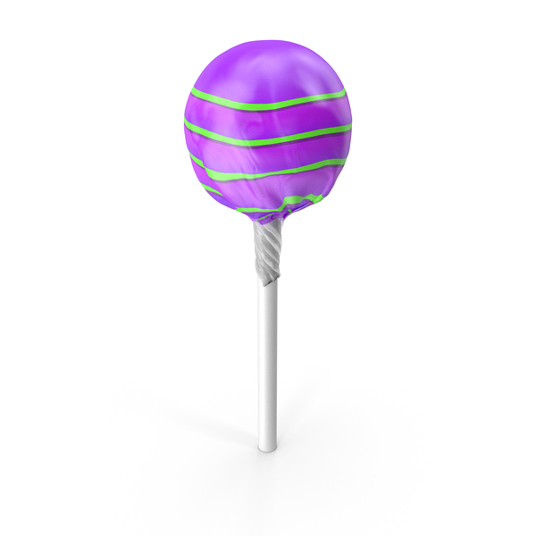 Lollipop Wrapped PNG & PSD Images